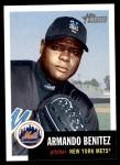 2002 Topps Heritage #121  Armando Benitez  Front Thumbnail