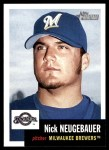 2002 Topps Heritage #138  Nick Neugebauer  Front Thumbnail
