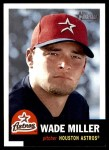 2002 Topps Heritage #151  Wade Miller  Front Thumbnail