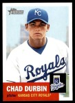 2002 Topps Heritage #260  Chad Durbin  Front Thumbnail