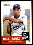 2002 Topps Heritage #279  Raul Ibanez  Front Thumbnail