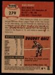 2002 Topps Heritage #279  Raul Ibanez  Back Thumbnail