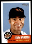 2002 Topps Heritage #270  Jerry Hairston  Front Thumbnail