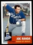 2002 Topps Heritage #351  Joe Randa  Front Thumbnail