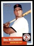 2002 Topps Heritage #356  Shea Hillenbrand  Front Thumbnail