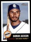 2002 Topps Heritage #350  Damian Jackson  Front Thumbnail