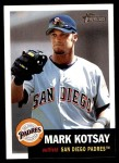 2002 Topps Heritage #287  Mark Kotsay  Front Thumbnail