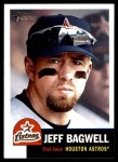 2002 Topps Heritage #343  Jeff Bagwell  Front Thumbnail