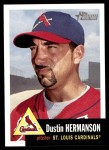 2002 Topps Heritage #304  Dustin Hermanson  Front Thumbnail