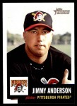 2002 Topps Heritage #258  Jimmy Anderson  Front Thumbnail