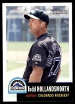 2002 Topps Heritage #219  Todd Hollandsworth  Front Thumbnail