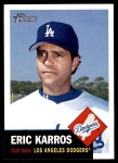 2002 Topps Heritage #295  Eric Karros  Front Thumbnail
