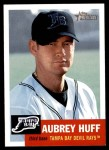 2002 Topps Heritage #317  Aubrey Huff  Front Thumbnail