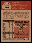 2002 Topps Heritage #204  Pokey Reese  Back Thumbnail