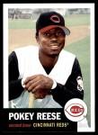 2002 Topps Heritage #204  Pokey Reese  Front Thumbnail