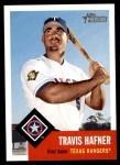 2002 Topps Heritage #302  Travis Hafner  Front Thumbnail