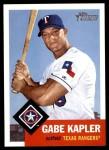 2002 Topps Heritage #283  Gabe Kapler  Front Thumbnail