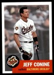 2002 Topps Heritage #314  Jeff Conine  Front Thumbnail