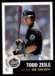 2002 Topps Heritage #228  Todd Zeile  Front Thumbnail