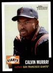 2002 Topps Heritage #326  Calvin Murray  Front Thumbnail