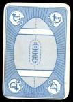 1971 Topps Game #19  Charlie Sanders  Back Thumbnail