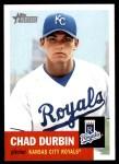 2002 Topps Heritage #260  Chad Durbin  Front Thumbnail