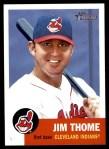 2002 Topps Heritage #305  Jim Thome  Front Thumbnail