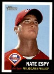 2002 Topps Heritage #208  Nate Espy  Front Thumbnail