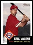 2002 Topps Heritage #259  Eric Valent  Front Thumbnail