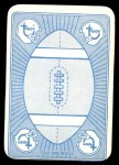 1971 Topps Game #20  Mike Lucci  Back Thumbnail