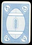 1971 Topps Game #3  Joe Namath  Back Thumbnail