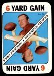 1971 Topps Game #51  Sonny Jurgensen  Front Thumbnail