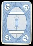 1971 Topps Game #27  Merlin Olsen  Back Thumbnail