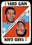 1971 Topps Game #19  Charlie Sanders  Front Thumbnail