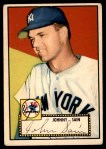 1952 Topps #49 RED   Johnny Sain  Front Thumbnail
