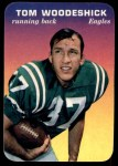 1970 Topps Glossy Inserts #16  Tom Woodeshick  Front Thumbnail
