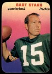 1970 Topps Glossy #9  Bart Starr     Front Thumbnail