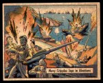1941 Gum Inc. War Gum #92   Navy Task Force Cripples Japanese In... Front Thumbnail