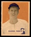 1949 Bowman #217  Marino Pieretti  Front Thumbnail
