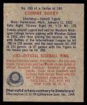 1949 Bowman #180  Connie Berry  Back Thumbnail