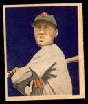 1949 Bowman #19  Bobby Brown  Front Thumbnail
