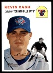 2003 Topps Heritage #31  Kevin Cash  Front Thumbnail