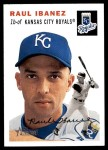2003 Topps Heritage #91  Raul Ibanez  Front Thumbnail