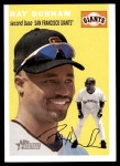2003 Topps Heritage #118  Ray Durham  Front Thumbnail