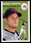 2003 Topps Heritage #158  Russell Branyan  Front Thumbnail