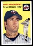 2003 Topps Heritage #15  Doug Mientkiewicz  Front Thumbnail