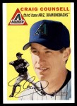 2003 Topps Heritage #98  Craig Counsell  Front Thumbnail