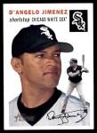 2003 Topps Heritage #196  D'Angelo Jimenez  Front Thumbnail