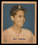 1949 Bowman #149  Roy Partee  Front Thumbnail