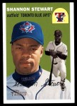 2003 Topps Heritage #280  Shannon Stewart  Front Thumbnail